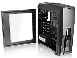 Thermaltake Versa N25 Mid-Tower Case with 600W 80+ Power Supply