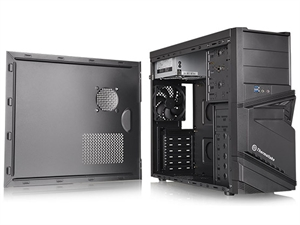 ThermalTake V3 Plus Mid-Tower Case with 500W Power Supply