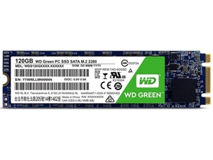 Western Digital Green 120GB PC M.2 SSD