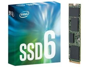 Intel 600P Series 128GB M.2 2280 PCIe 3.0 NVMe SSD