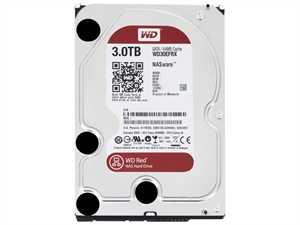 "Western Digital Red 3TB 3.5"" Internal Hard Drive - WD30EFRX"