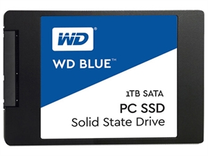 Western Digital WD Blue 1TB PC SATA SSD