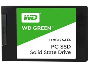 Western Digital WD Green 120GB 3D NAND SSD - WDS120G2G0A