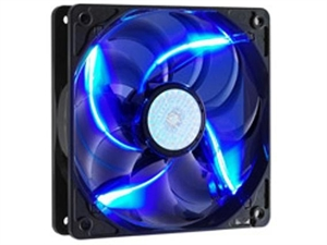 Cooler Master SickleFlow X 120mm Case Fan - Blue LED