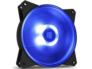 Cooler Master MasterFan Lite 120mm Case Fan - Blue LED