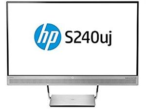 "HP EliteDisplay S240UJ 23.8"" Wireless Charging Monitor"