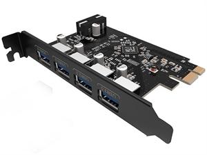 ORICO USB 3.0 4-Port PCI-E Expansion Card
