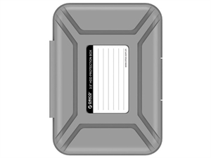 ORICO 3.5'' Protective Box / Storage Case for Hard Drive (HDD) or SDD