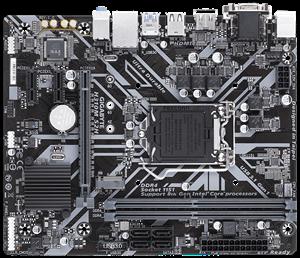 Gigabyte H310M S2H Intel 8th Gen Motherboard