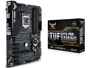 ASUS TUF H370-PRO Gaming Intel 8th Gen Motherboard