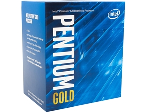 Intel Pentium Gold G5500 3.8GHz 8th CPU