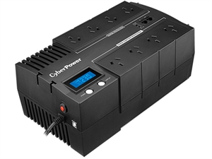 CyberPower Bric-LCD 1000VA/600W Simulated Sine Wave UPS