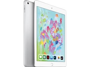 "Apple iPad 9.7"" Tablet 32GB WiFi - Silver(6th Gen. 2018)"
