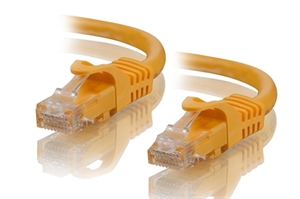 Alogic 3m CAT6 Network Cable - Yellow