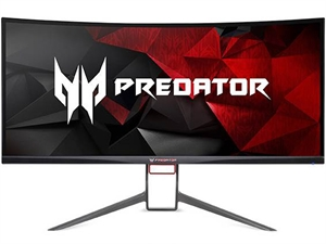 Acer Predator X34P 34'' IPS G-Sync Ultrawide Curved Gaming Monitor