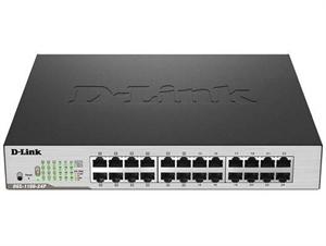 D-Link DGS-1100-24P 24-Port Gigabit PoE Switch