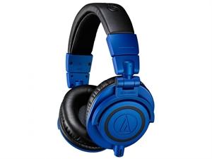 Audio-Technica ATH-M50X Professional Studio Headphones - Blue