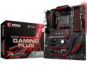 MSI X470 Gaming Plus AMD AM4 Motherboard