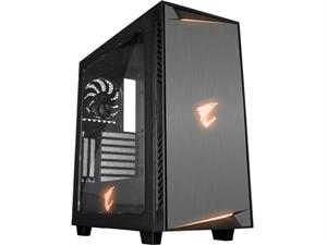 Gigabyte GB-AC300W Mid Tower Case - Black