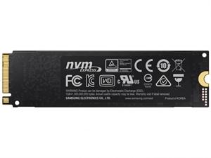 Samsung 970 EVO 250GB NVMe 1.3 M.2 (2280) 3D V-NAND SSD