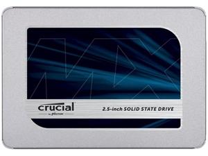 Crucial MX500 500GB 3D NAND SSD