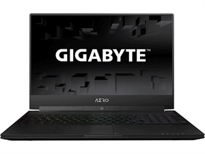 "Gigabyte Aero 15X 15.6"" UHD 8th Gen Core i7 Gaming Laptop"