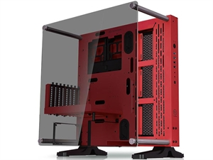 Thermaltake Core P3 Tempered Glass Red ATX Open Frame Chassis Case