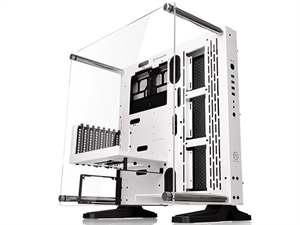 Thermaltake Core P3 Tempered Glass Snow ATX Open Frame Chassis Case