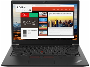 "Lenovo ThinkPad T480s 14"" FHD Touch Intel Core i5 Laptop"