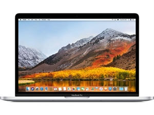 "Apple Macbook Pro 15"" (2018) Touch Bar Intel Core i7 512GB - Silver"