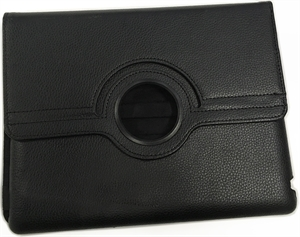 PU Leather Stand 360 Degree Rotation for iPad 2