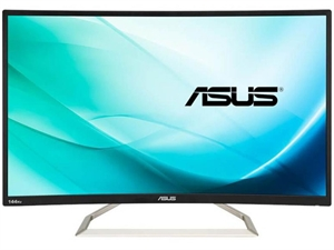 "ASUS VA326H 31.5"" Full HD 144Hz Curved LED Eyecare Gaming Monitor"