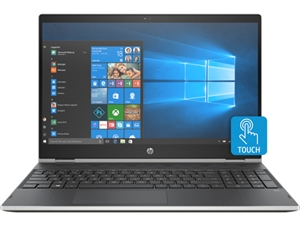 "HP Pavilion x360 15-CR0004TX 15.6"" FHD Touch 8th Gen Core i7 Laptop - Silver"