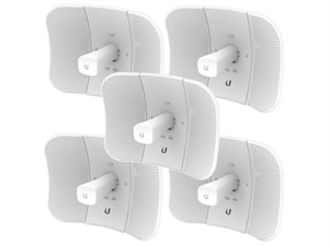 Ubiquiti LiteBeam AC 23dBi 5GHz 802.11ac Antenna - 5 Pack