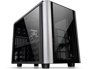 Thermaltake Level 20 XT Desktop Case - Black