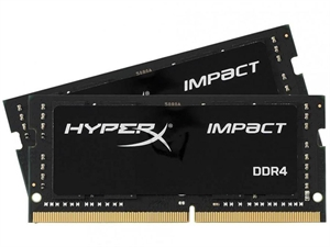 Kingston HyperX Impact 32GB (2x16GB) 2666MHz DDR4 SODIMM RAM