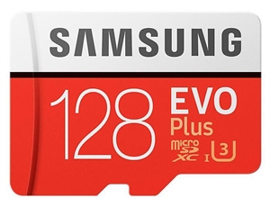 Samsung 128GB EVO Plus Micro SDXC SD Card