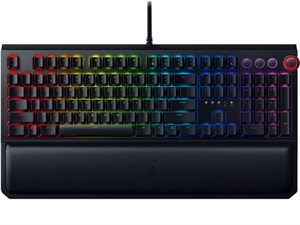 Razer BlackWidow Elite Mechanical Gaming Keyboard - Yellow Switch