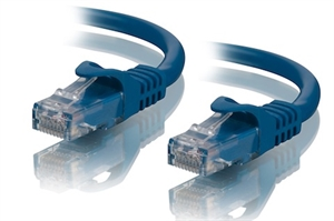 Alogic 0.3M CAT6 Network Cable - Blue