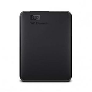 WD 2TB Elements Portable Hard Drive - Black