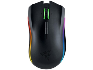 Razer Mamba Wired/Wireless Right-Handed Gaming Mouse