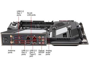 ASUS X570 ROG Crosshair VIII Formula AMD Motherboard