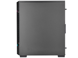Corsair iCUE 220T RGB Airflow ATX, mATX, Mini-ITX Case - Black