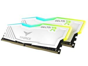 Team T-Force Delta RGB DDR4 3200MHz 16GB (2x8GB) Desktop RAM